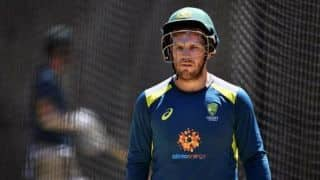 Last six months most difficult of my career: Aaron Finch