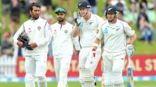 India vs New Zealand 2014 2nd Test stats highlights: Day 5