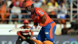 Gujarat Lions vs Royal Challengers Bangalore, IPL 2016: Dwayne Smith says GL would have chased down 200-plus runs