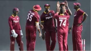कोविड-19 महामारी के बीच इंग्लैंड पहुंची विंडीज टीम, 3 मैचों की खेलेगी टेस्ट सीरीज