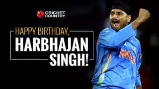 Harbhajan Singh: 11 unforgettable batting moments