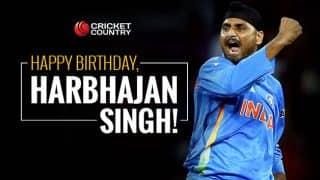Harbhajan Singh: 11 unforgettable batting moments