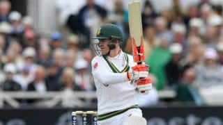 ENG vs SA, 2nd Test, 1st session report: Anderson, Amla attain special feat amidst Kuhn's resistance