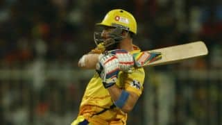 Chennai lose Smith earlyS