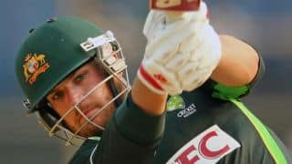 Aaron Finch smashes 88 for Yorkshire Vikings in Natwest T20