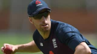 Jack Leach Quits England Tour of South Africa After Sepsis and Sickness Bug
