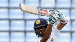 श्रीलंका के सामने 453 रन का विशाल लक्ष्य, मेंडिस शतक के करीब