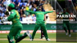 Learn a lesson: do not make predictions about Pakistan cricket