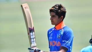 In Virat Kohli's absence, will Shubman Gill debut at No 3?