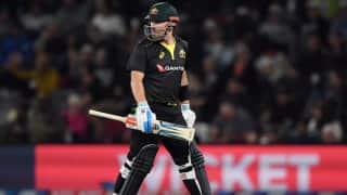 न्यूजीलैंड के खिलाफ हार के बाद आलोचना के घेरे में आए कप्तान एरोन फिंच
