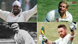 A Dream Test XI of cricketers who were born in the month of September