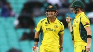 Rain robs Australia of win vs Bangladesh in ICC Champions Trophy, Group A clash; teams share a point each