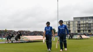 England vs Sri Lanka 2016, 3rd ODI: Match abandoned as ENG lead 1-0