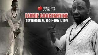 Remembering Learie Constantine on his birthday