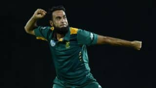 NatWest T20 Blast: Imran Tahir helps Derbyshire beat Yorkshire by 3 runs