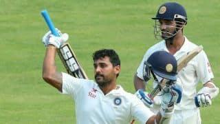 टेस्ट सीरीज से पहले रहाणे, विजय का होगा एक और 'टेस्ट'