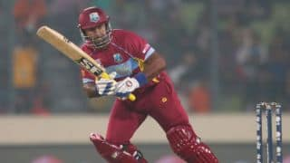 Dwayne Smith's smashes 31-ball ton in Hong Kong T20 Blitz 2017