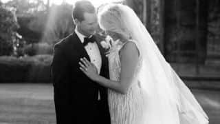 Steven Smith marries