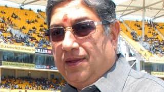 Verma to oppose Srinivasan taking over as ICC chairman