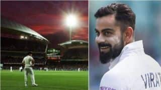 Virat Kohli and Co. agreeable to play day-night Tests: BCCI President Sourav Ganguly