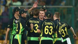 Cricket Australia to review into unsuccessful T20 World Cup 2016 campaign