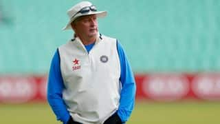 Fletcher explains why India failed in the Tests