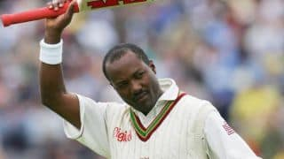 Was Brian Lara's 400 not out a selfish innings?