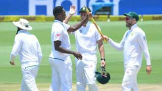 South Africa fined for slow over-rate at Centurion Test