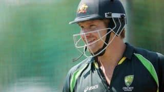 Shane Watson wants to justify place in Australia's Test side