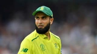 Feel very sad and emotional that I'm going to leave: Imran Tahir