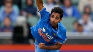 भुवनेश्वर कुमार के 'पंजे' में फंसा श्रीलंका, 238 रन पर ऑल आउट