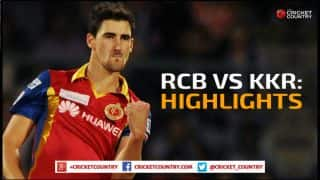 Royal Challengers Bangalore vs Kolkata Knight Riders, IPL 2015, Match 33 at Bangalore Highlights: Andre Russell's all-round show, Mandeep Singh's match-winning knock, and more