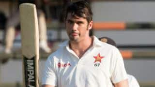 Zimbabwe vs Sri Lanka, 1st Test, Day 3: Greame Cremer's maiden Test ton keeps hosts alive