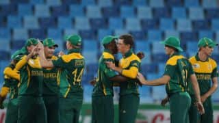 South African sports minister urges national team to take inspiration from U-19 World Cup win