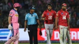 R Ashwin says Punjab 'competitive and fierce' amid 'Mankad' row