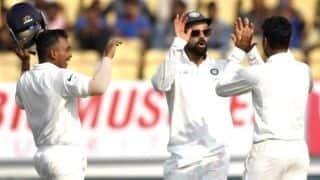 कमजोर वेस्टइंडीज के खिलाफ भारत ने दर्ज की टेस्ट में तीसरी सबसे बड़ी बढ़त