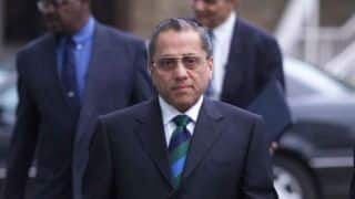Jagmohan Dalmiya's body brought to CAB office in Eden Gardens