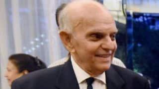 BCCI condoles demise of Madhav Apte