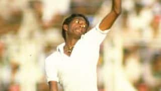 Laxman Sivaramakrishnan nails England with 12-wicket haul