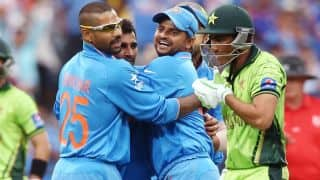 India vs Pakistan 2015 series does not get Indian govt's approval: Reports