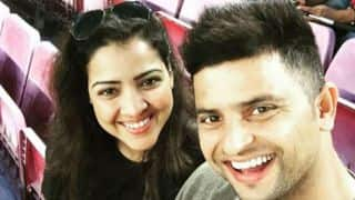 Suresh Raina: Still waiting, baby on way; Earlier rumors false