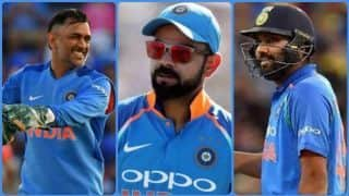 Cricket World Cup 2019: Don't compare Virat Kohli's IPL captaincy record with that of India, he has got Rohit Sharma, MS Dhoni for support: Sourav Ganguly