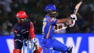 Result of both matches between Delhi Daredavils, Rajasthan royals in IPL 2018 comes from Duckworth Lewis
