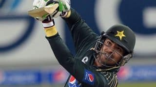 Haris Sohail in line to replace injured Babar Azam for Scotland T-20