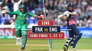 Highlights, Pakistan vs England, ICC Champions Trophy 2017, Semi-final 1: Pakistan enter tournament final