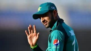 Got to know that I will be captaining when we got to the ground: Shoaib Malik