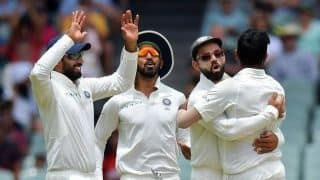 India end 10-year Australia drought in Adelaide