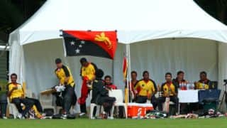 PNG preparing to host international cricket in early 2016