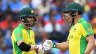 Cricket World Cup 2019: Finch and Warner are probably as good as openers in the world: Ricky Ponting