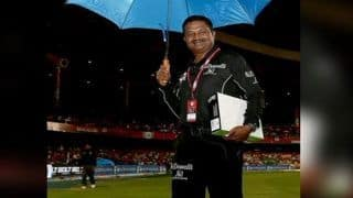 Indian Umpire KN Ananthapadmanabhan Included in ICC's International Panel